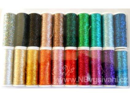 V75039 Metalux mix barev (20ks)