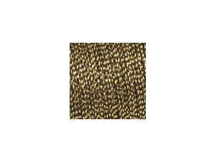 DMC380-D140 Metalická příze Diamant - Gold (35m)