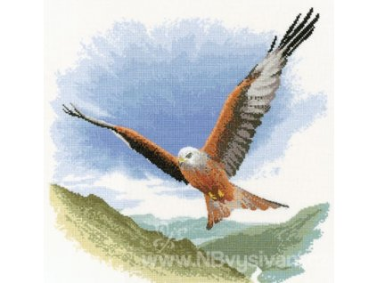 HE-FFRK652 Orel za letu