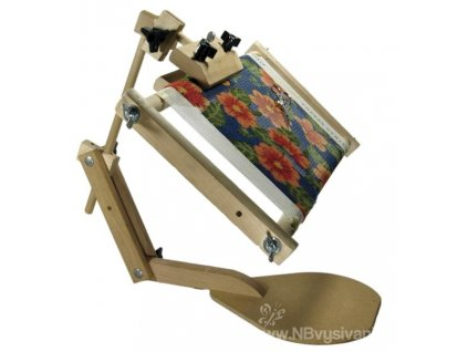 RR-SEAT1 Dřevěný univerzální stojan pro vyšívací rámy