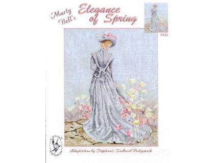 H-00-1160 Elegance of Spring (předloha)