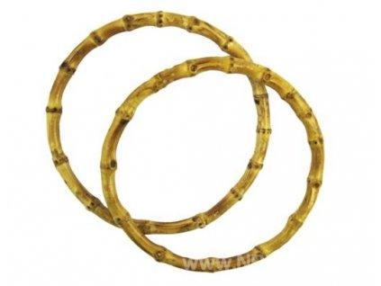 DMC-U1742 Bambusové kulaté rukojeti Hoooked