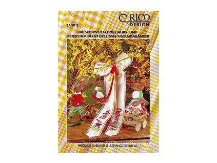 RICO-23515.00.00 Osterstickideen für Leinen und Aidabänder n.2
