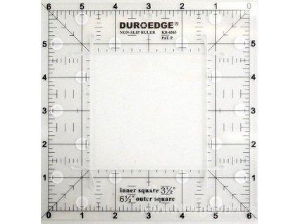 RR-KR6565 Řezací patchworkové pravítko Square