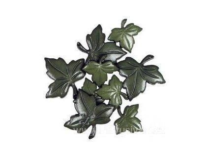 NFF-262 Ozdobné knoflíky - Ivy Leaves