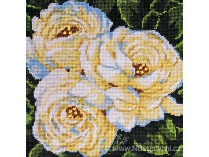 DW-2515 White Roses - Bílé růže