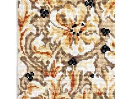ADA5.064 Polštář s květinovým motivem