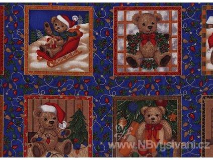 PF103-16701 Christmas - panel (12x110cm)