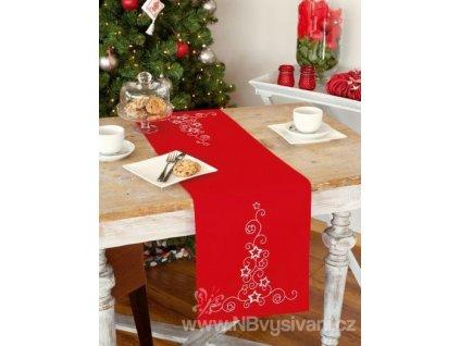 VE-PN0012926 Ubrus vánoční (30x105cm)