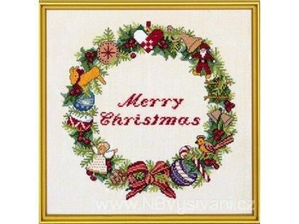 ROS12-867 Veselé Vánoce