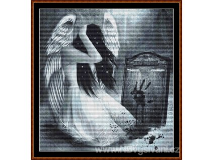 WKD - Brzká smrt (Aida 18ct)