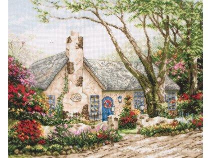AM5678000-01080 Morning Glory Cottage