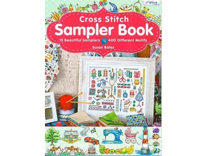 DMC-15030/22 Sampler Book (15 samplerů)
