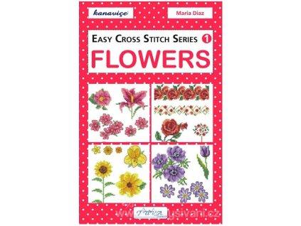 DMC-E5647490 Flowers (kniha předloh)