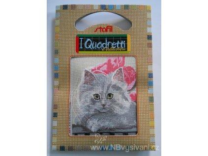 ST219998-LQ45E Kočka s mašlí