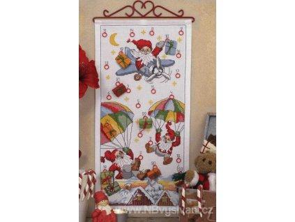 A-9240000-01500 Adventní kalendář (doprodej)