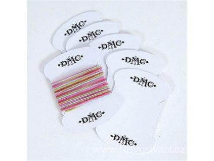 DMC-6142 Velká plastová namotávátka (6ks)