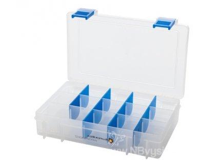SB-31301 Univerzální plastový box malý (trans./modrá)