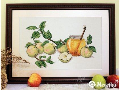 ME-K02 Med a jablka