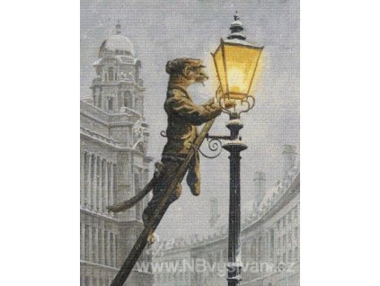 IC21825 Lamplighter (Lugana 25ct)