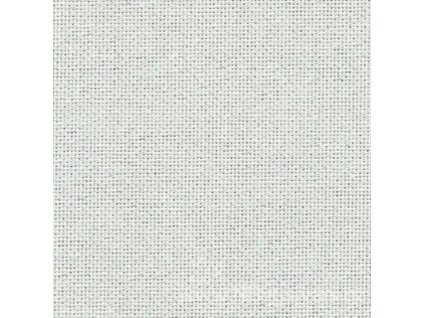 ZW3835-11 Lugana 25ct White with Opalescent (70x80cm)