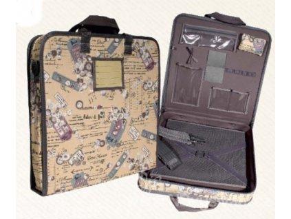 BM-CE00414-23 Cestovní kufřík na ruční práce béžový