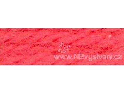 A486 DMC-7005 Vlněná příze 8m (Country Rose)