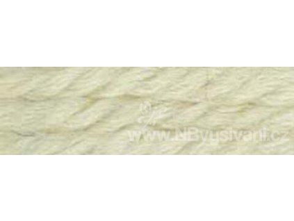 A486 DMC-7400 Vlněná příze 8m (Pale Dull Jade Green)