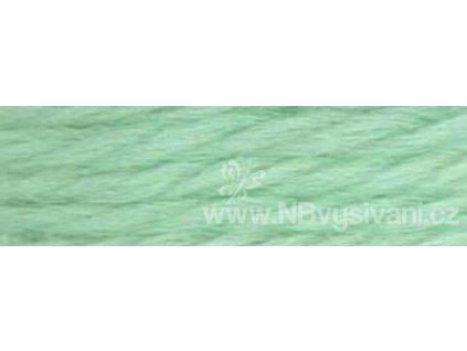 A486 DMC-7604(7954-7958) Vlněná příze 8m (Lt. Blue Green)