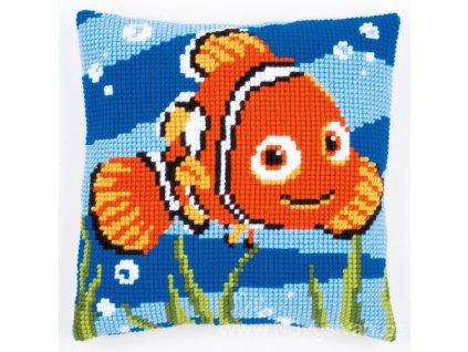 VE-PN0014574 Polštář s rybkou Nemo