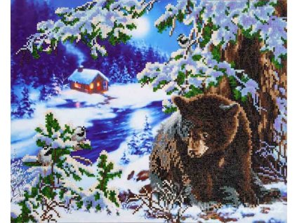 GR-DD10.001 Zatoulané medvídě