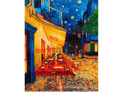 GR-DD10.005 Noční kavárna - Van Gogh