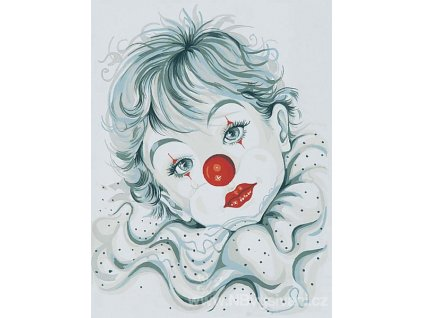 GR-10187 Smutný klaun