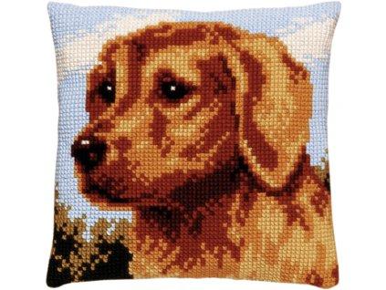 PA003.144 Polštářek  se psem