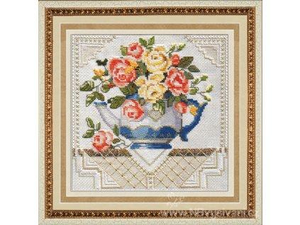 ZLR-M001 Čajové růže
