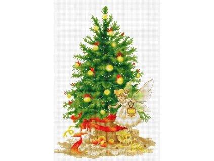 LUC-B1117 Vánoční stromeček