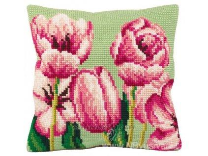 ADA5.069 Polštář s tulipány
