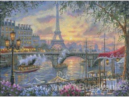 IC25241 Tea Time in Paris (předloha)