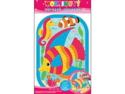 AP10160 Mozaikový obrázek - rybka