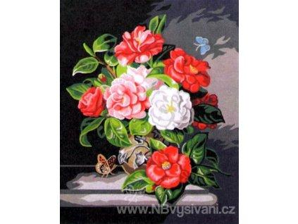 OR-C102M Kytice pestrých květin