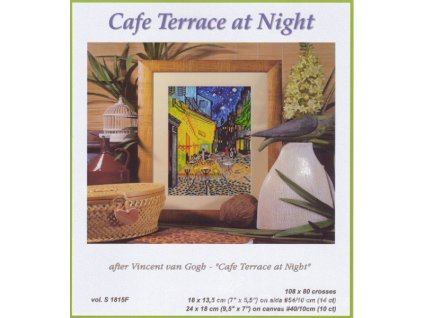 OR1815 Cafe Terrace at Night (předloha)