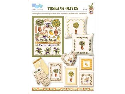 L-955006 Toskana Oliven (předlohy)