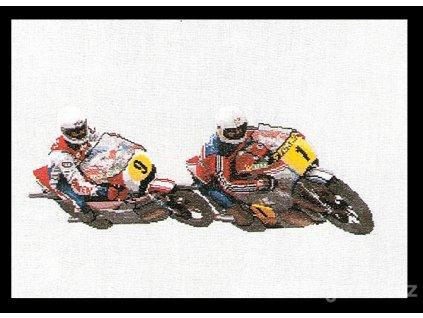 THG-1002A Motocyklový závod (Aida)