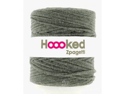 HOOOKED ZPAGETTI - Anthracite Dusty (120m)