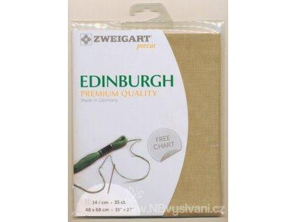ZW3217PP-323 Edinburgh 35ct Summer Khaki (48x68cm)