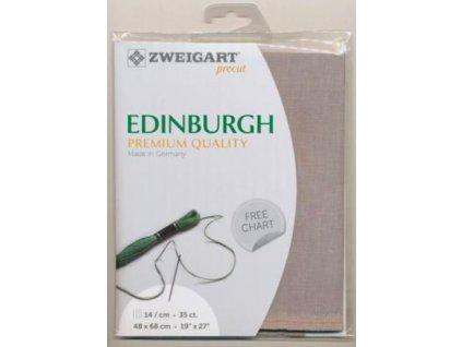 ZW3217PP-3021 Edinburgh 35ct Nougat (48x68cm)