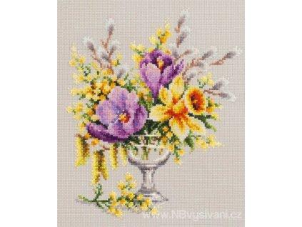 CHI100-002 Jarní květiny