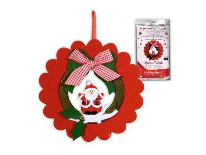BM-KIT00106 Sada pro výrobu vánoční dekorace