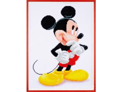 VE-PN0173564 Mickey Mouse (Diamond Painting)