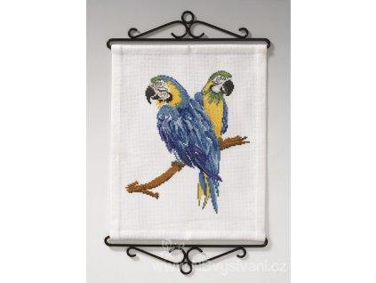OOE-02257 Papoušci